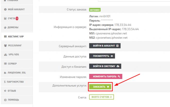 Что такое выделенный ip на хостинге провайдеры москвы хостинг